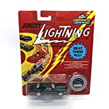 Johnny Lightning Custom Thunderbird (Emerald Green) Commemoratives Series 2 Limited Edition 1995 Playing Mantis 1:64 Scale Die Cast Vehicle