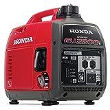 honda portable generator - Honda EU2200i 2200-Watt 120-Volt Super Quiet Portable Inverter Generator