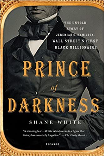 Prince of Darkness: The Untold Story of Jeremiah G  Hamilton, Wall