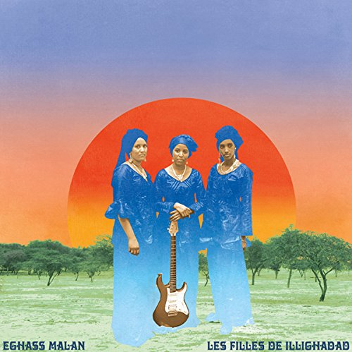 Les Filles De Illighadad - Eghass Malan (CD)