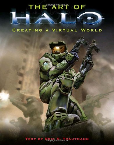 Read Online The Art of Halo: Creating A Virtual World PDF