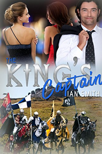 The King's Captain (Merely Players Book 2)