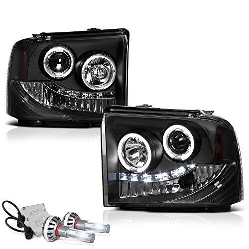 06 f250 led headlights - 7