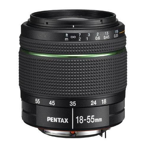 PENTAX DA 18-55mm f/3.5-5.6 AL Weather Resistant Lens for Pentax Digital SLR Camera (Discontinued by Manufacturer) (Pentax Slr K100d Digital)