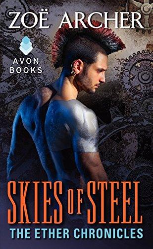 book cover of Skies of Steel