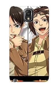 96f00d61178 Shingeki No Kyojin Multi Dual Fashion Tpu Case Cover For Galaxy Note 3, Series