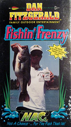 DAN & GUY FITZGERALD FAMILY OUT DOOR ENTERTAINMENT FISHIN' FRENZY