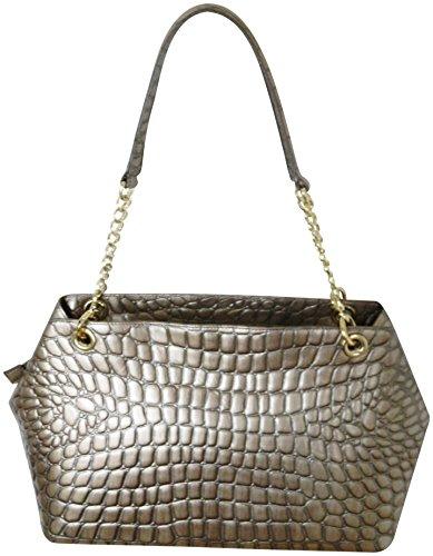 Brahmin Corington Croc Embossed Leather  - Metallic Embossed Croc Shopping Results