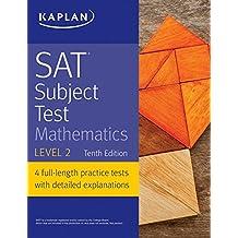 SAT Subject Test Mathematics Level 2 (Kaplan Test Prep)