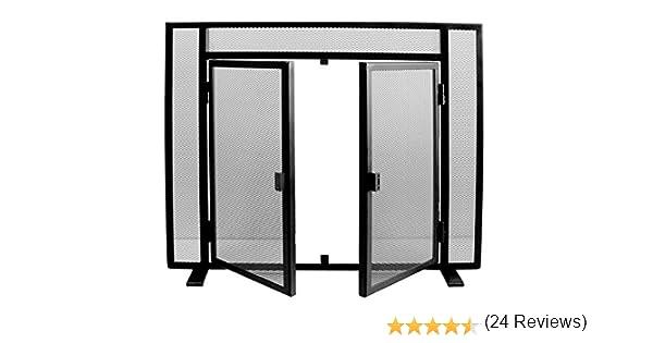Imex El Zorro 10404 Salvachispas simple con puertas (81 x 68 cm): Amazon.es: Bricolaje y herramientas