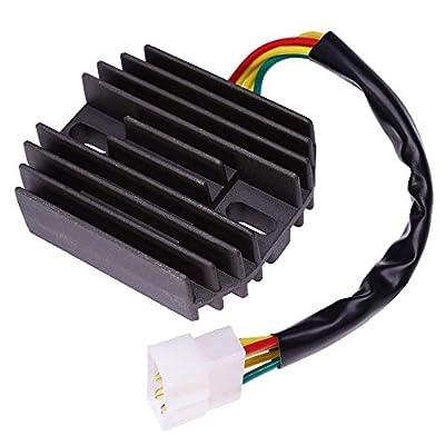 Voltage Regulator Rectifier For Arctic Cat 400 Bearcat 454 2x4 500 4x4 Z030-0023N,3430-016,3430-037: Automotive