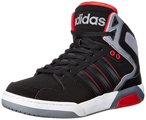 adidas NEO Men's BB9TIS Lifestyle Basketball Shoe, Black/Black/University  Red, 7 D US - Buy Online in UAE. | Apparel Products in the UAE - See  Prices, ...