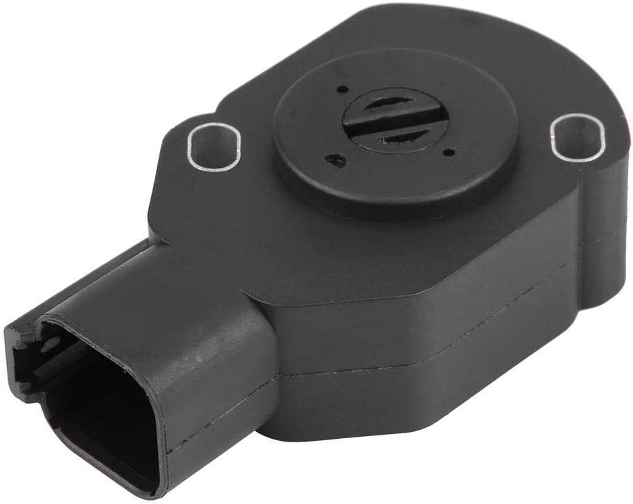 Cuque 53031576AD Throttle Position Sensor TPS for Dodge Cummins 2500 3500 Diesel 5.9L 1998 1999 2000 2001 2002 2003 2004 3970085 AP63427 Plastic Black