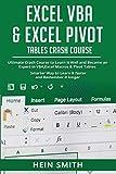 Excel VBA & Excel Pivot Tables Crash