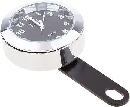 Potence velo Étanche Analogique Horloge