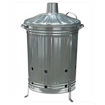 Remarkable Galvanised Garden Incinerator Fire Bin Good Quality New Amazonco  With Fetching Galvanised Garden Incinerator Fire Bin Good Quality New With Beautiful Kew Gardens Ny Map Also Jersey Gardens Stores In Addition Echo Garden Machinery And Balcony Vegetable Garden As Well As Restaurant Near Kew Gardens Additionally Riverhill Himalayan Gardens From Amazoncouk With   Fetching Galvanised Garden Incinerator Fire Bin Good Quality New Amazonco  With Beautiful Galvanised Garden Incinerator Fire Bin Good Quality New And Remarkable Kew Gardens Ny Map Also Jersey Gardens Stores In Addition Echo Garden Machinery From Amazoncouk