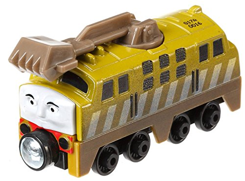Fisher-Price Thomas & Friends Take-N-Play Diesel 10 Vehicle (Thomas Train Characters)