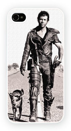 Mad Max Mel Gibson, iPhone 5C, Etui de téléphone mobile - encre brillant impression