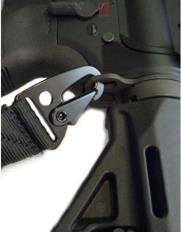 Noga Acid Tactical Bungee 2 /à Deux Points AR15 M4 Sling Fronde Sangles