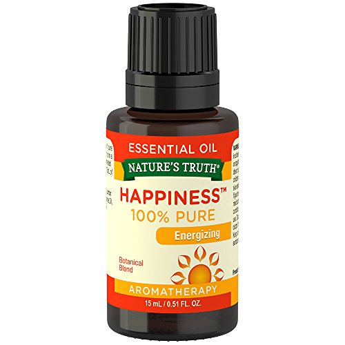 Nature's Truth Essential Oil, Happiness, 0.51 Fluid Ounce ()