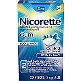 Nicorette 2mg Nicotine Gum to Quit