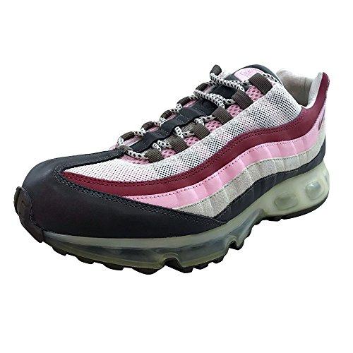 NIKE Mens Air Max 95 360 LE Sneakers New, Sail/Brown Bacon Edition 315350-121 sz 10.5