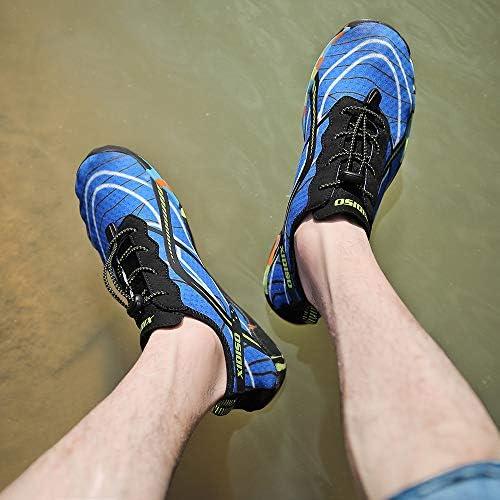 マリンシューズ メンズ レディース ウォーターシューズ 水陸両用 アクアシューズ ビーチシューズ ジム トレーニング 通気性 軽量