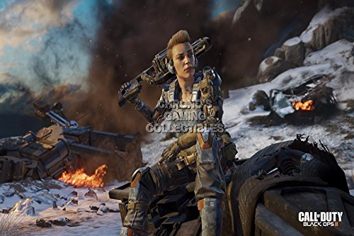 Call of Duty CGC Huge Poster Glossy Finish Black Ops 3 - Specialist Battery PS3 PS4 Xbox 360 ONE - COD032 (24