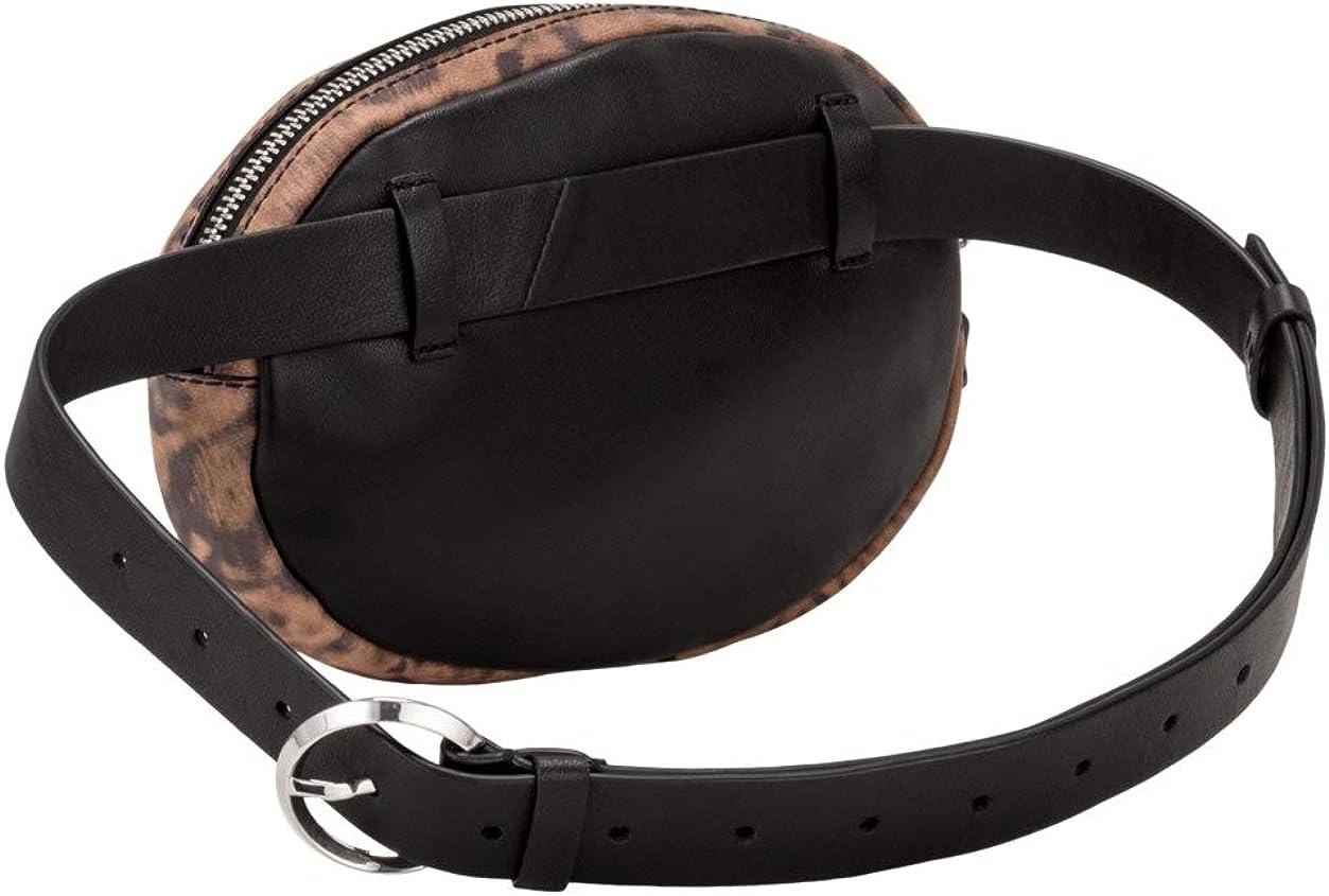 Belt Bag W x H L 3x14x20 cm Tigers Eye Marron Sacs bandouli/ère femme Liebeskind Berlin Dive Bag 2 Leo