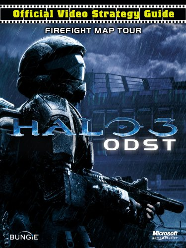 Halo 3: ODST Official Video Strategy Guide - Complete FireFight Map Tour