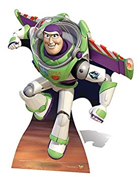 StarCutouts - Varita de juguete Buzz lightyear Toy Story (SC600)  Amazon.es   Juguetes y juegos 85aeb081bea
