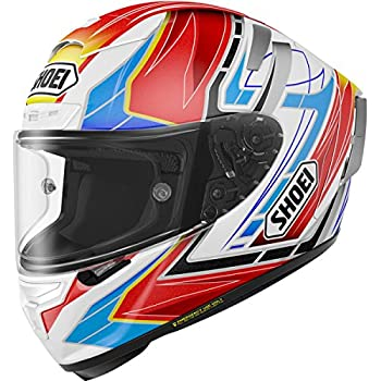 Shoei Assail X-14 Sports Bike Racing Motorcycle Helmet - TC-10/X-Large
