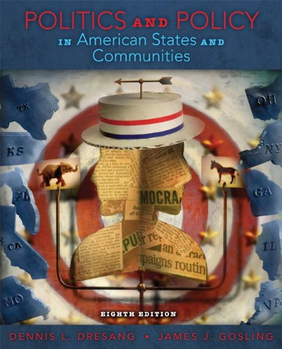 Download Politics and Policy in American States & Communities (8th Edition) Pdf