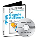 Software Video Learn Google AdSense Training DVD Sale 60% Off training video tutorials DVD Over 2 Hours of Video Training