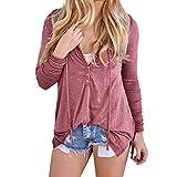 Big Promotion! Women Chiffon Long Sleeve Shirt Daoroka V-Neck Button Bandage Pullover Autumn Winter Tops