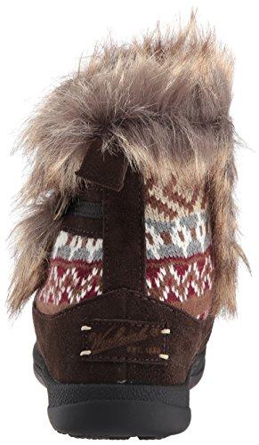 Winter Boot Woolrich Women's Kendall Pine Creek Creek Chocolate Ii XRIZRr