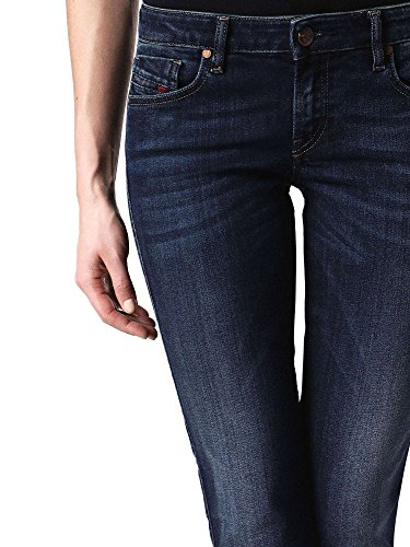 Blu Diesel 00S0DW 0814W Jeans 32 Donna gg4Bqwf