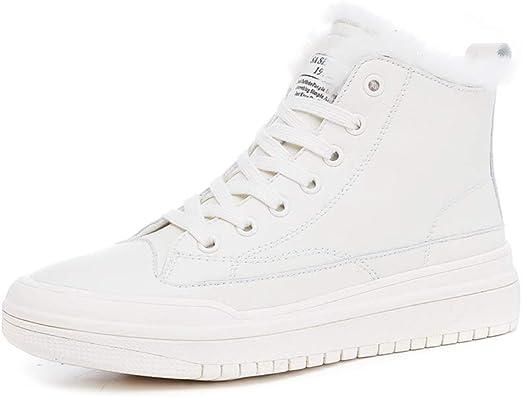 MNSSRN-MM Zapatos, además de Terciopelo de algodón de Las Mujeres ...