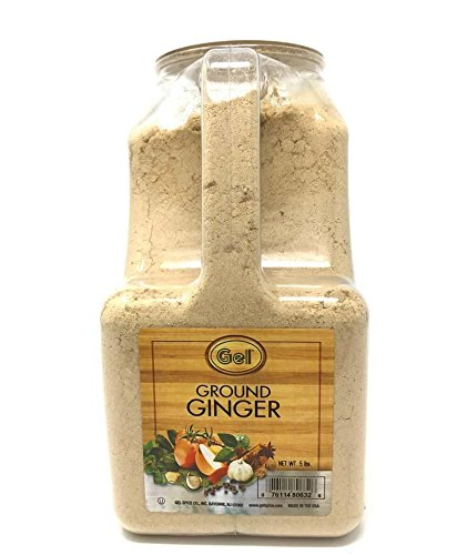 Gel Ground Ginger (Bulk Size) by Gel Spice (Image #2)