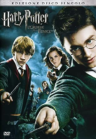 harry potter ordine fenice film