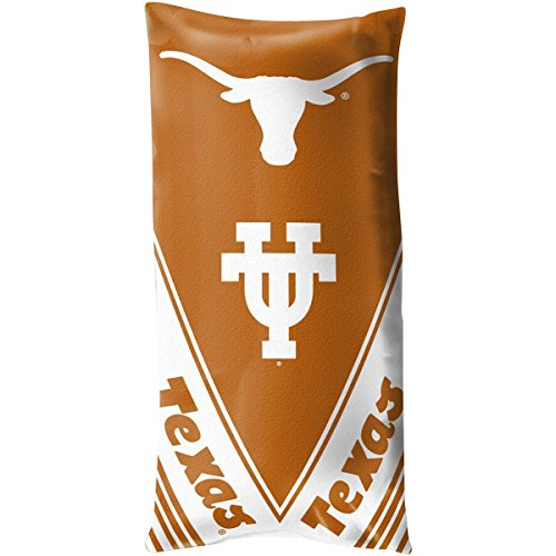 Texas Longhorns Body Pillow - The Northwest Company Texas Longhorns Folding Body Pillow