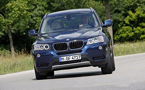 BMW X3 (38x24 inch, 96x60 cm) Silk Poster Seda Cartel PJ19 ...