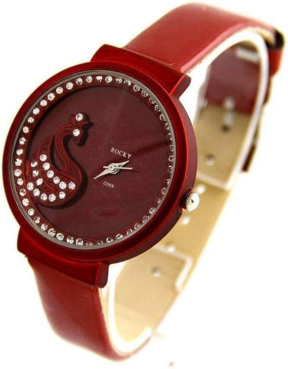 amazone montre femme bracelet cuir