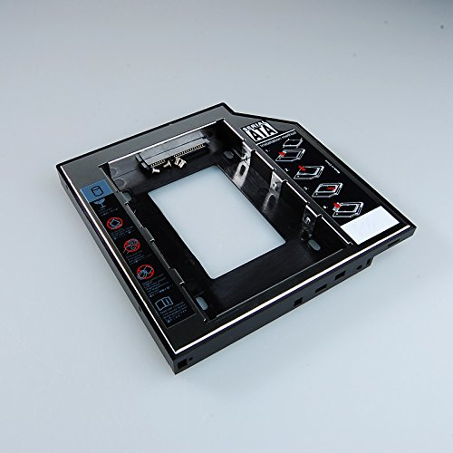 Eastvita® Sata 2nd HDD Caddy for 12.7mm Universal Cd/dvd-ro