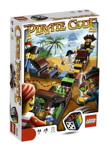 LEGO Pirate Code Game (3840) (Lego Games Creationary)