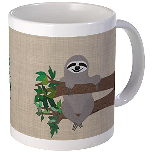Cafepress Sloth Mugs Unique Coffee Mug Coffee Cup