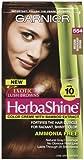 Garnier Herbashine Haircolor, 554 Medium Mahogany Brown