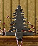 Park Designs Iron Christmas Stocking Hanger, Fir Tree