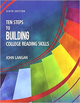 Ten steps to building college reading skills john langan turn on 1 click ordering for this browser fandeluxe Gallery
