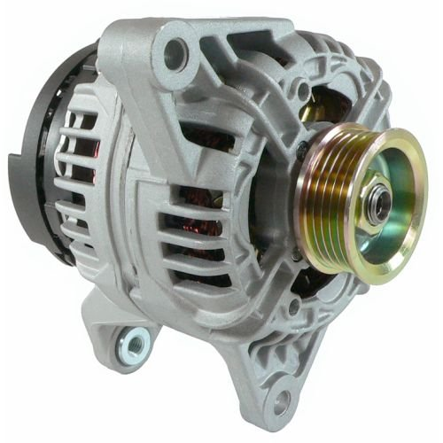 DB Electrical ABO0230 New Alternator For Volkswagen 1.8L 1.8 Passat 99 00 01 02 03 04 05 1999 2000 2001 2002 2003 2004 2005, Audi A4 Quattro 00 01 2000 2001 1-2872-01BO-1 13921N 112399 13921